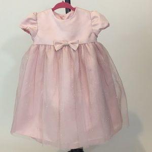 Luli Me pink dress. Size 24M